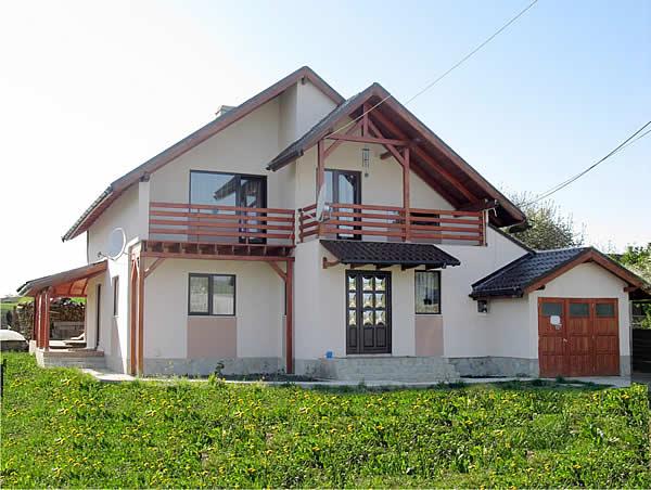 Doxar grup specialistul in constructii din lemn casa fadur for Vedere case online